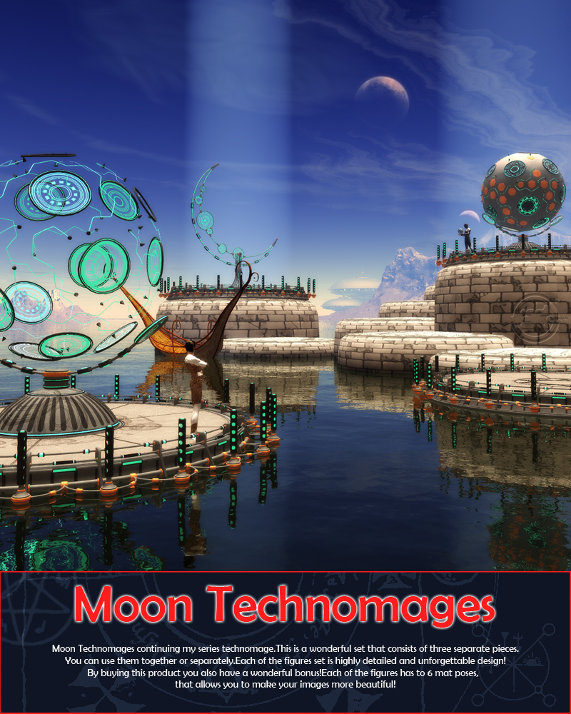 Moon Technomages