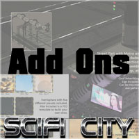 SciFi City Construction Set - Base Pack 1 image 3