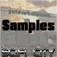 SciFi City Construction Set - Base Pack 1 image 7