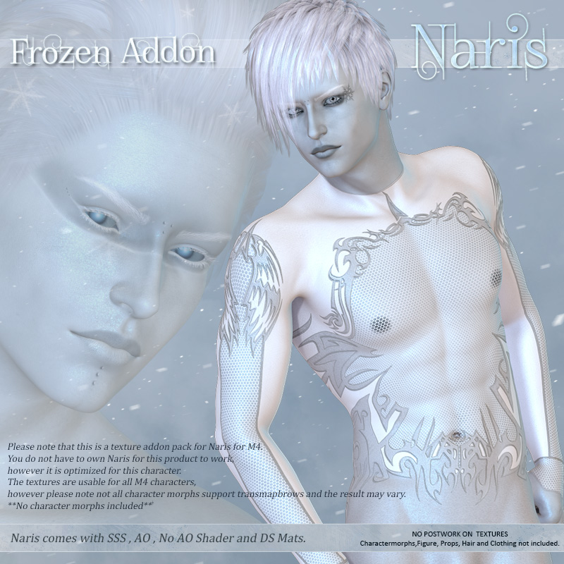 Naris - Frozen Addon for M4