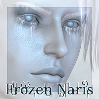 Naris - Frozen Addon for M4 3D Figure Essentials 3D Models Lajsis