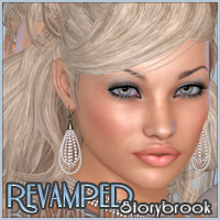 Revamped Storybrook Hair Freja