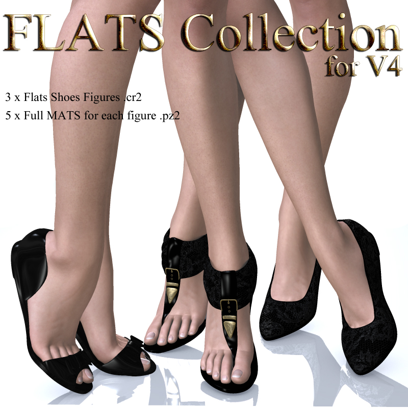 Flats Collection V4