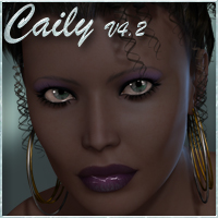 Cailey V4.2 3D Figure Essentials nikisatez