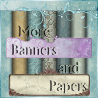 More Banners and Papers 2D And/Or Merchant Resources antje