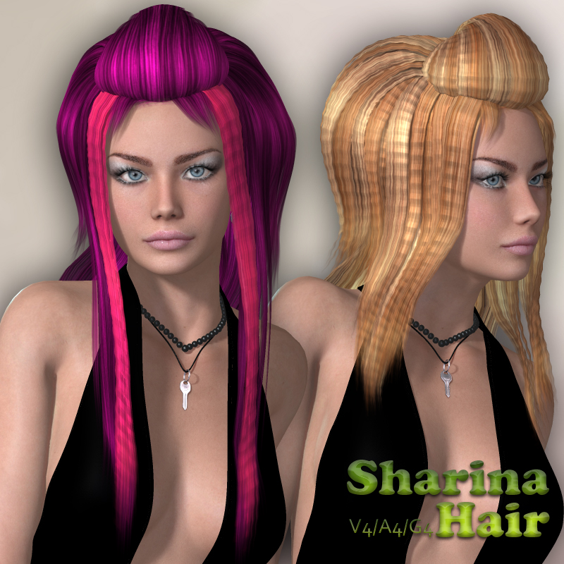 Sharina Hair V4-A4-G4