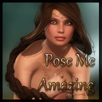 Pose Me Amazing Poses/Expressions Software lunchlady