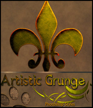 Artistic Grunge Styles by antje