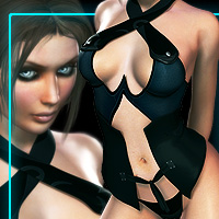 Take Me Now V4/A4/GND4/Elite 3D Figure Assets Yanelis3D
