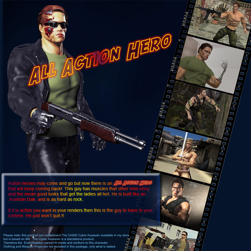 All Action Hero for M4