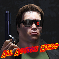 All Action Hero for M4 by scooby37