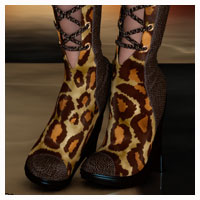 Essentials for Miss Tressa Collection I - Venus Boots Footwear Artemis
