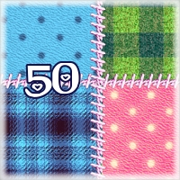 Colorfun  50 Textures- Merchant Resource 2D And/Or Merchant Resources Angelmoon