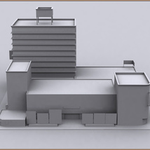 Movie Sets, Low Poly 03 image 7