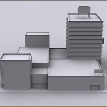 Movie Sets, Low Poly 03 image 9