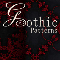 Gothic Patterns 2D And/Or Merchant Resources Themed antje