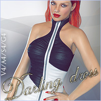 Darling Dress Clothing Themed lilflame