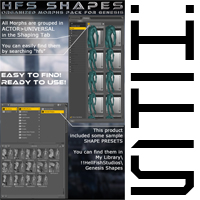 HFS Shapes for Genesis image 3
