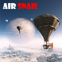 Air Snail Transportation Software Themed 1971s