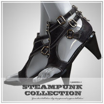 SP - High Heel Sandals for V4  3D Figure Essentials jonnte