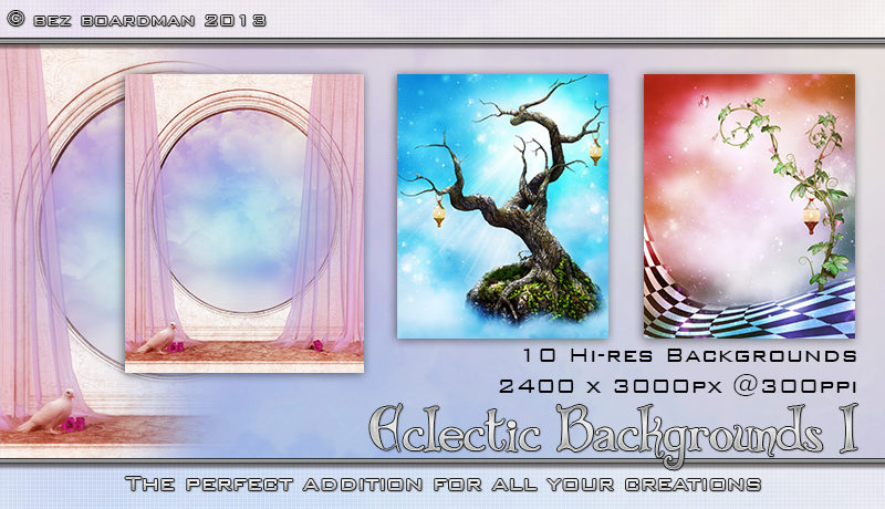 Eclectic Backgrounds 1