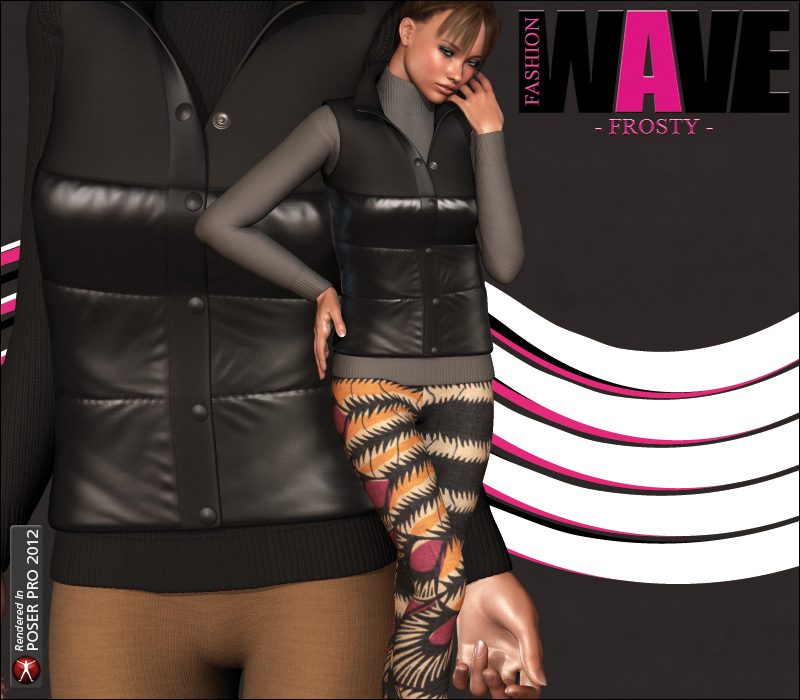 FASHIONWAVE Frosty for V4/A4/G4 by outoftouch
