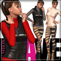 FASHIONWAVE Frosty for V4/A4/G4 Clothing Footwear Themed outoftouch