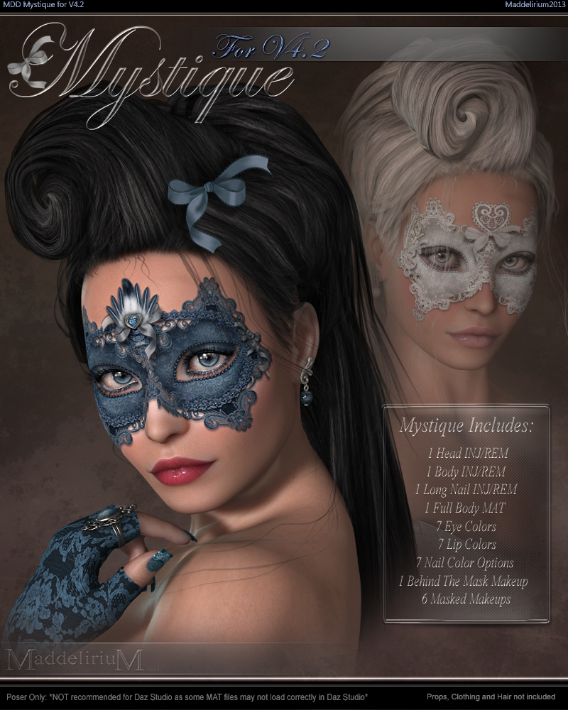 MDD Mystique for V4.2