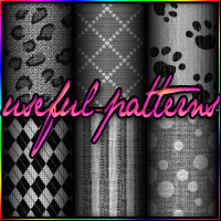 Useful Patterns 2D Graphics mystikel