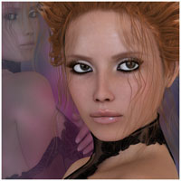 Hanna for Victoria 4.2 Software Themed Characters Artemis
