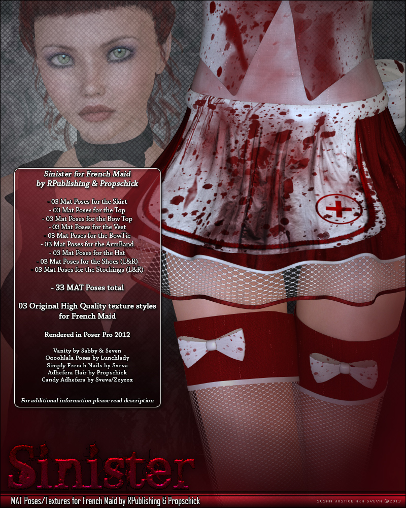 Sinister for French Maid