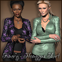 Finery for Hongyus Shirt Clothing Fisty
