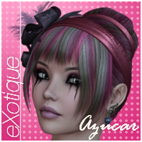 eXotique Azucar Hair Themed Anagord