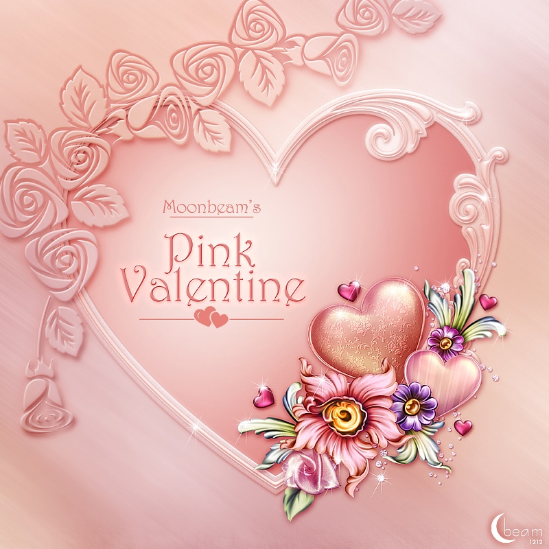 Moonbeam's Pink Valentine