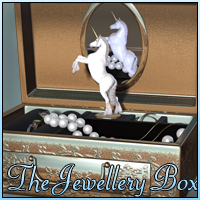 The Jewellery Box 3D Figure Essentials 3D Models nikisatez