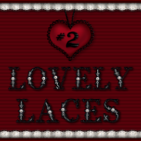 LOVELY LACES Layer Styles-Set No. 2  2D 3D Models fractalartist01