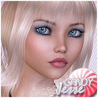 Candy Jesse 3D Figure Essentials Sveva