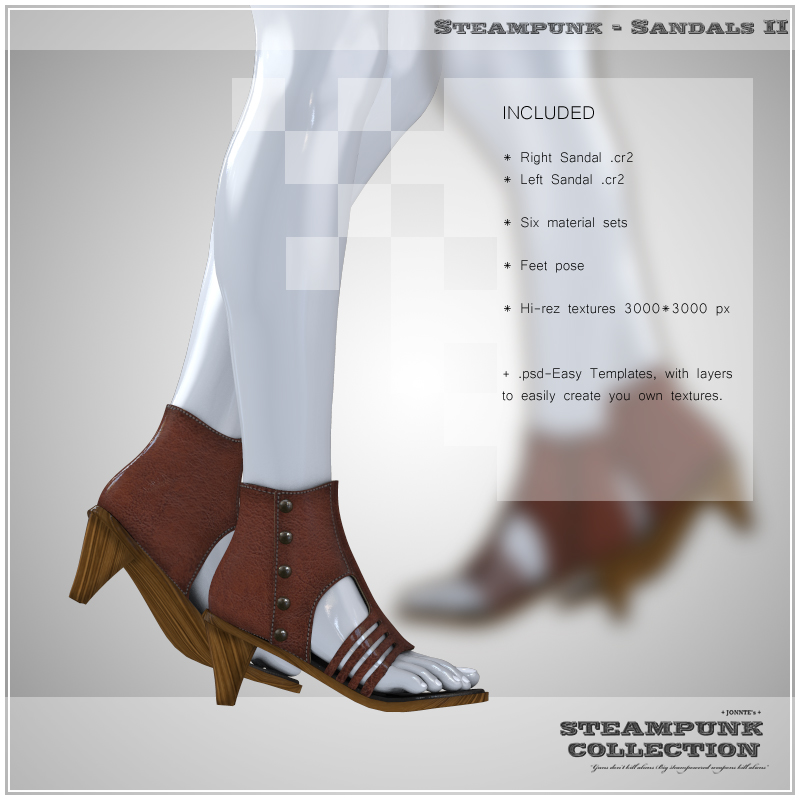 SP - Sandals II for V4