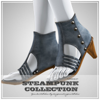 SP - Sandals II for V4 3D Figure Assets jonnte