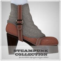 SP - Boots for V4 3D Figure Essentials jonnte