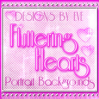 DbE-Fluttering Hearts  DesignsbyEve