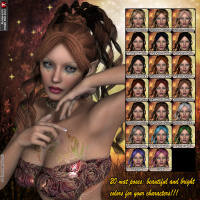 Orabella Hair For V4 And A4 image 2