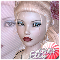 Candy Elly Hair Sveva