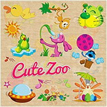 Cute Zoo 2D And/Or Merchant Resources Atenais