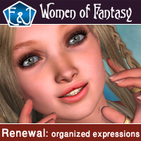 Renewal Organized Expressions Software Themed Poses/Expressions EmmaAndJordi