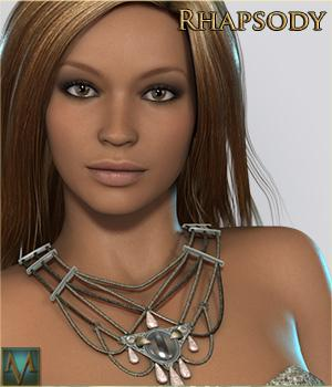 MRL Rhapsody 3D Figure Essentials 3D Models Mihrelle