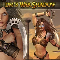 DM's War Shadow Props/Scenes/Architecture Themed Software Poses/Expressions Danie