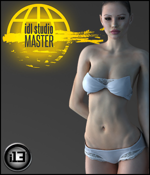 i13 IDL studio MASTER Tutorials Software 3D Models ironman13