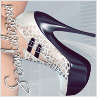 Scandalicious Shoes Clothing Footwear lilflame