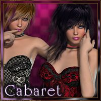 Cabaret Clothing Themed sandra_bonello